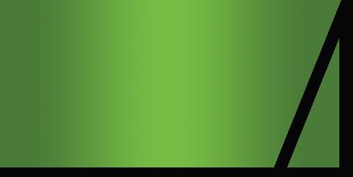 Kemgro hero slider green blend panel.