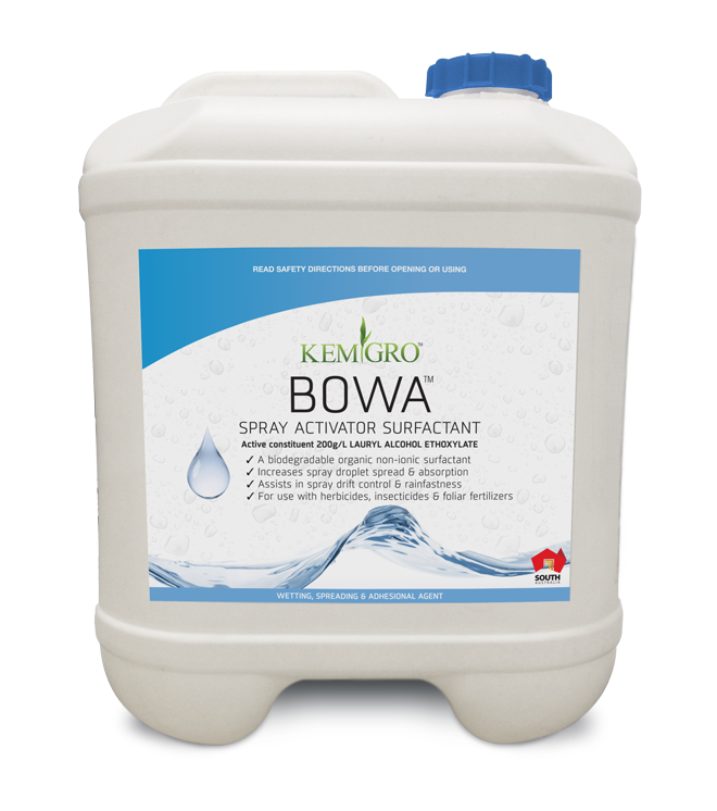 Kemgro fertilizers, manufacturers and suppliers of liquid fertilizer, Bowa 20 Litre product photo.