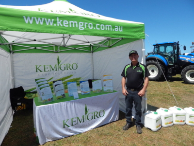 Kemgro at the Nhill Show