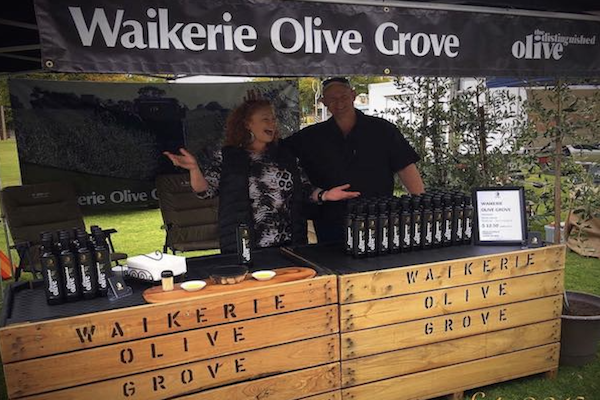 The healthy olive oil grown in the riverland with Kemgro's products